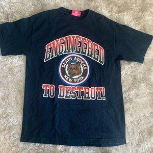 mnkwa Mishka Engineered To Destroy t shirt